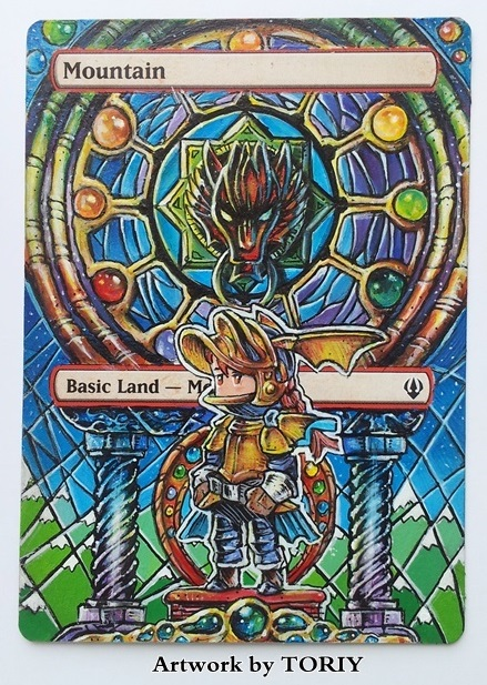 Final Fantasy Refia Dragoon by Toriy-Alters