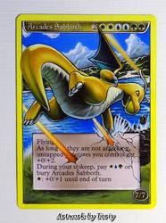 Dragonite Sabboth by Toriy-Alters