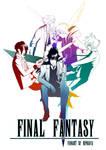 Final Fantasy BOYBAND Logo