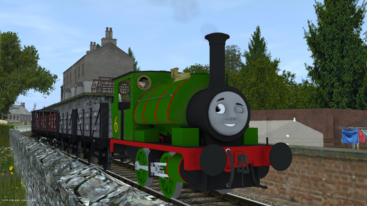 List of Synonyms and Antonyms of the Word: trainz percy