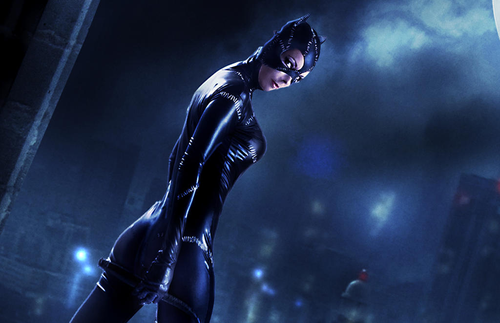 Catwomen  wallpaper by umbatman
