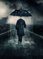 Weather to Walk or NOT by umbatman