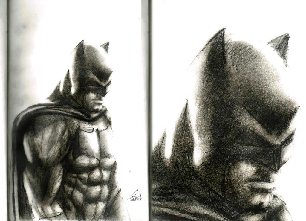 Batman 2016 onwards by umbatman