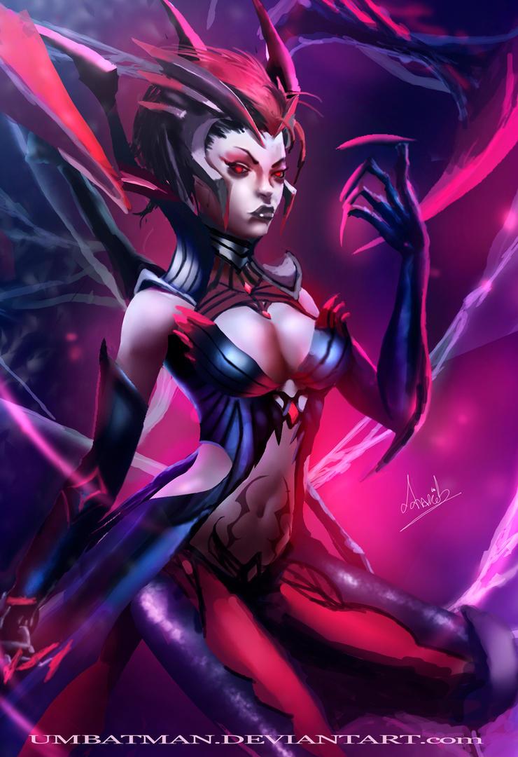 Elise  League of Hentai
