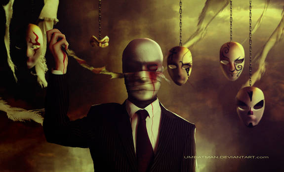 The Masks And Me