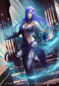 Soul Priestess