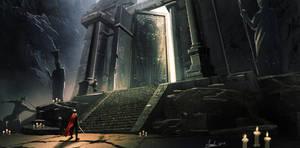 subterranean gateway