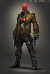 Red Hood With The Jacket 2.0