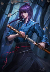 Yuriko by umbatman