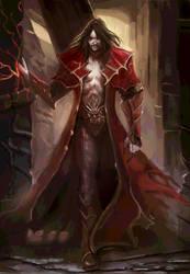 Gabrial Balmount-Dracula Lords of shadows 2 by umbatman