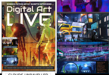 Digital Arts Live feature WOW!!! by umbatman