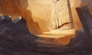 Hidden Path by umbatman