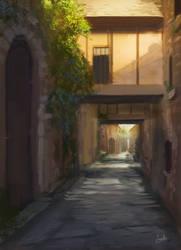 Hidden Alleyway