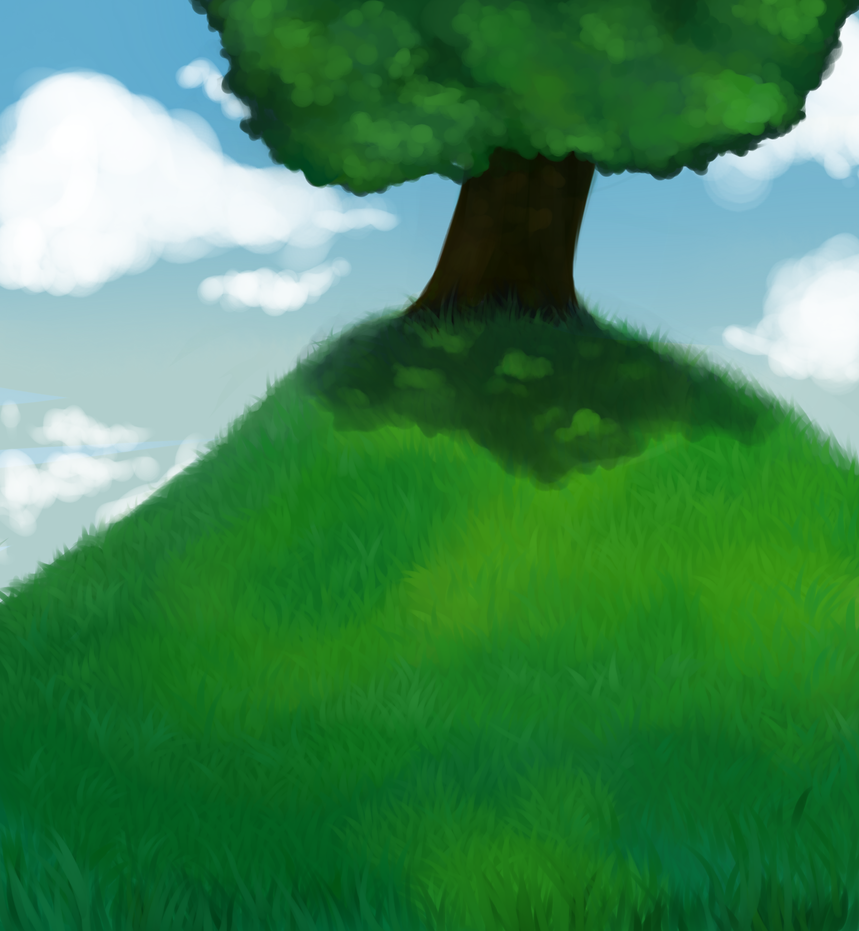 Day 1 paint a bg by jellosawr on deviantart for 1 day paint