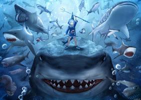 Gawr Gura Shark Army