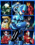 Megaman Select