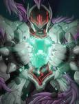 Megaman Omega