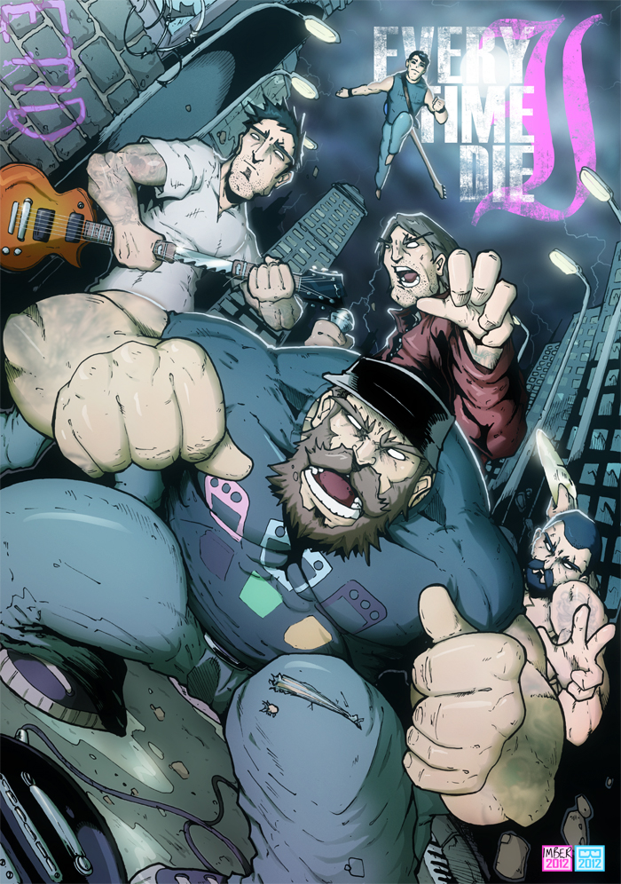 Every Time i Die Wallpaper Every Time i Die by