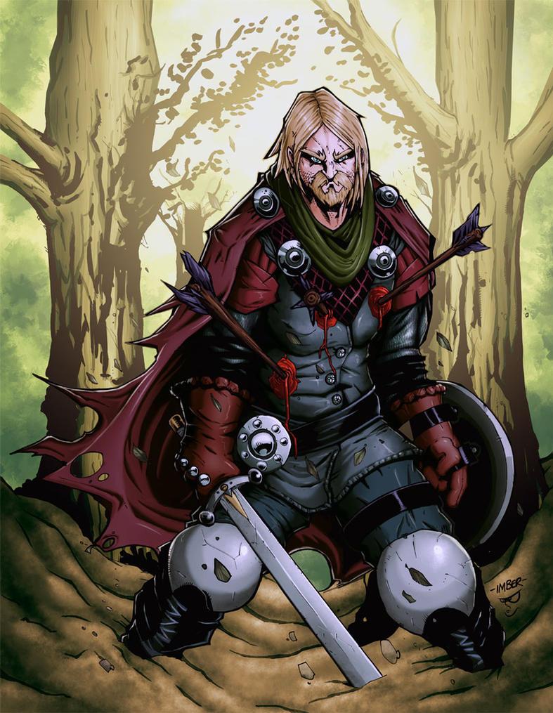 Boromir LOTR by Reckle...