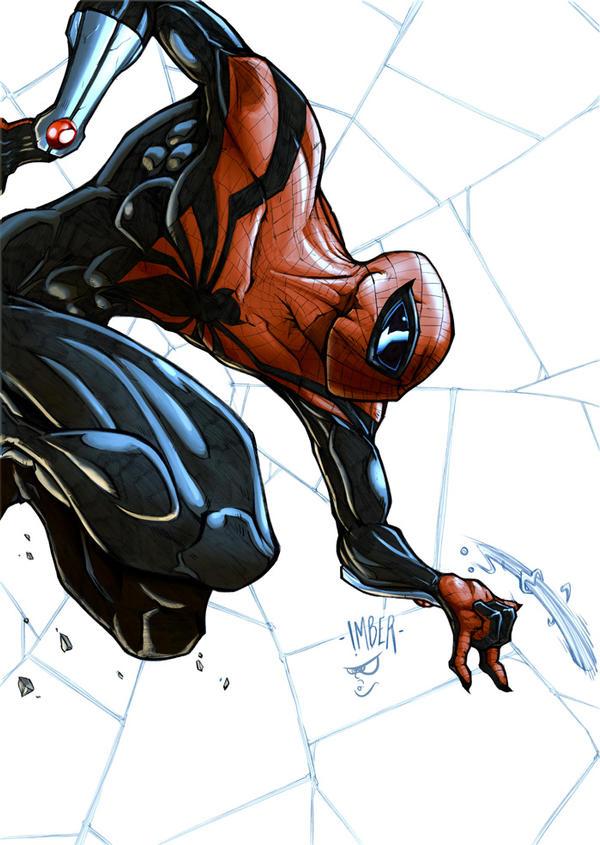 Superior Spiderman by RecklessHero on DeviantArt
