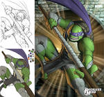 TMNT Donatello (2014)