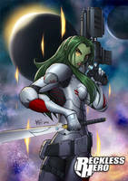 Gamora by RecklessHero