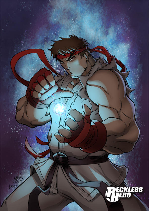 Ryu by RecklessHero