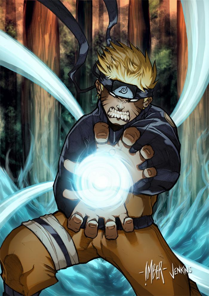 Naruto Uzumaki by RecklessHero