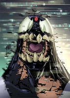 Mech Venom by RecklessHero