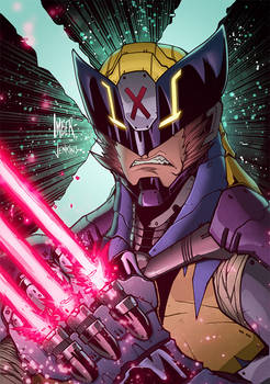 Mech Wolverine