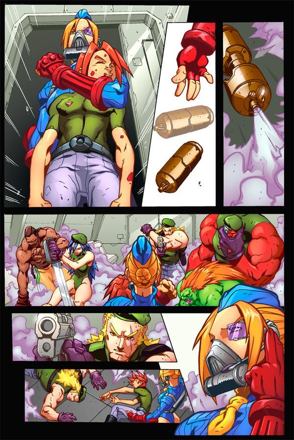 Street Fighter by RecklessHero