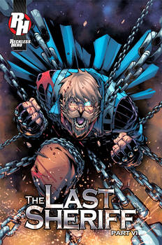 The Last Sheriff Part 6 Cover
