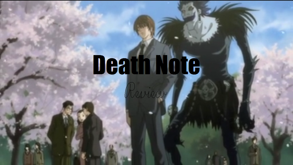 Death Note Review by carrollbriggs
