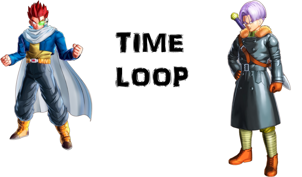 Time Loop (Dragon Ball Xenoverse AMV Link) by carrollbriggs
