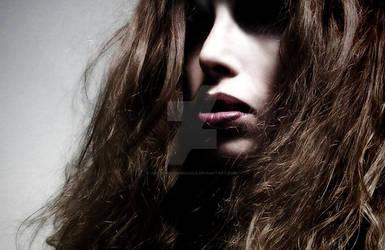 Artist Megan Nicole ~ dark beauty