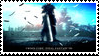 Crisis Core Stamp by Cloudemyx
