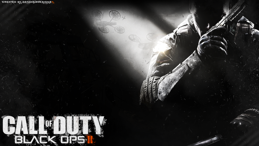 bstonesdesigns call of duty black ops 2 wallpaper by