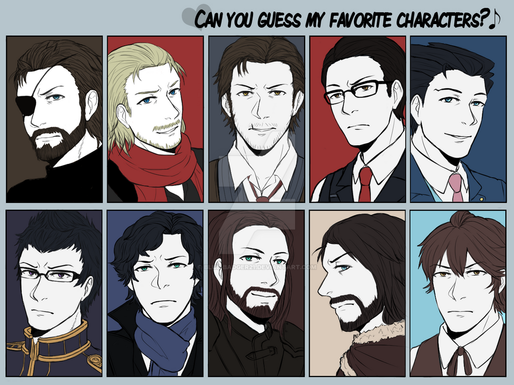 Character Meme Omg by blue-badger21