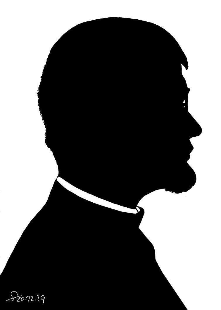 Cut-out profile Autoportrait by ShinRedDear