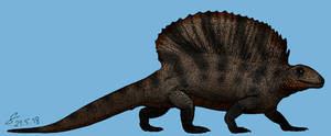 Ianthasaurus full portrait V2 colored