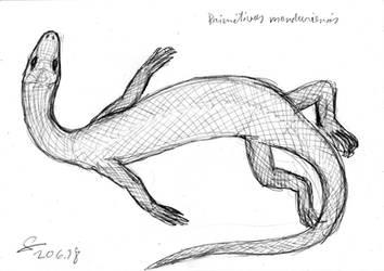 Primitivus quick sketch by ShinRedDear