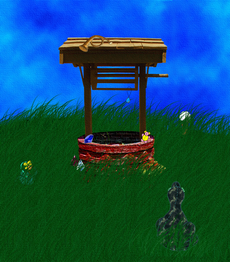 Wishing Well by DRACODOPTABLES