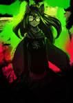 Homestuck: Grimdark Jade Harley