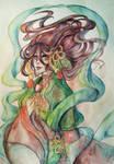 OC: The Priestess