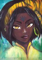 Rising Aurora: Summer Child by mnieva