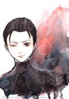 Yuri on Ice: Yuuri K by mnieva