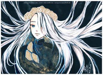 Yuri on Ice: Golden Boy by mnieva