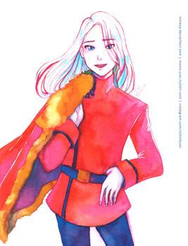 Yuri on Ice: Durmstrang!Victor