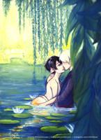 Yoi: Mermaid Pond by mnieva