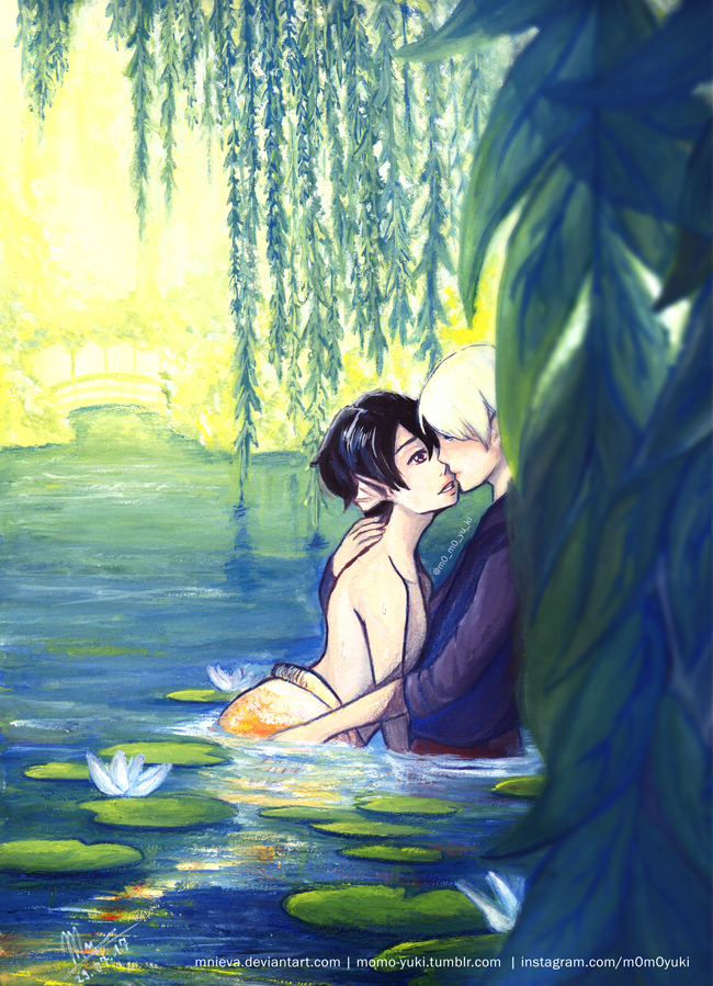 Yoi: Mermaid Pond by mnieva